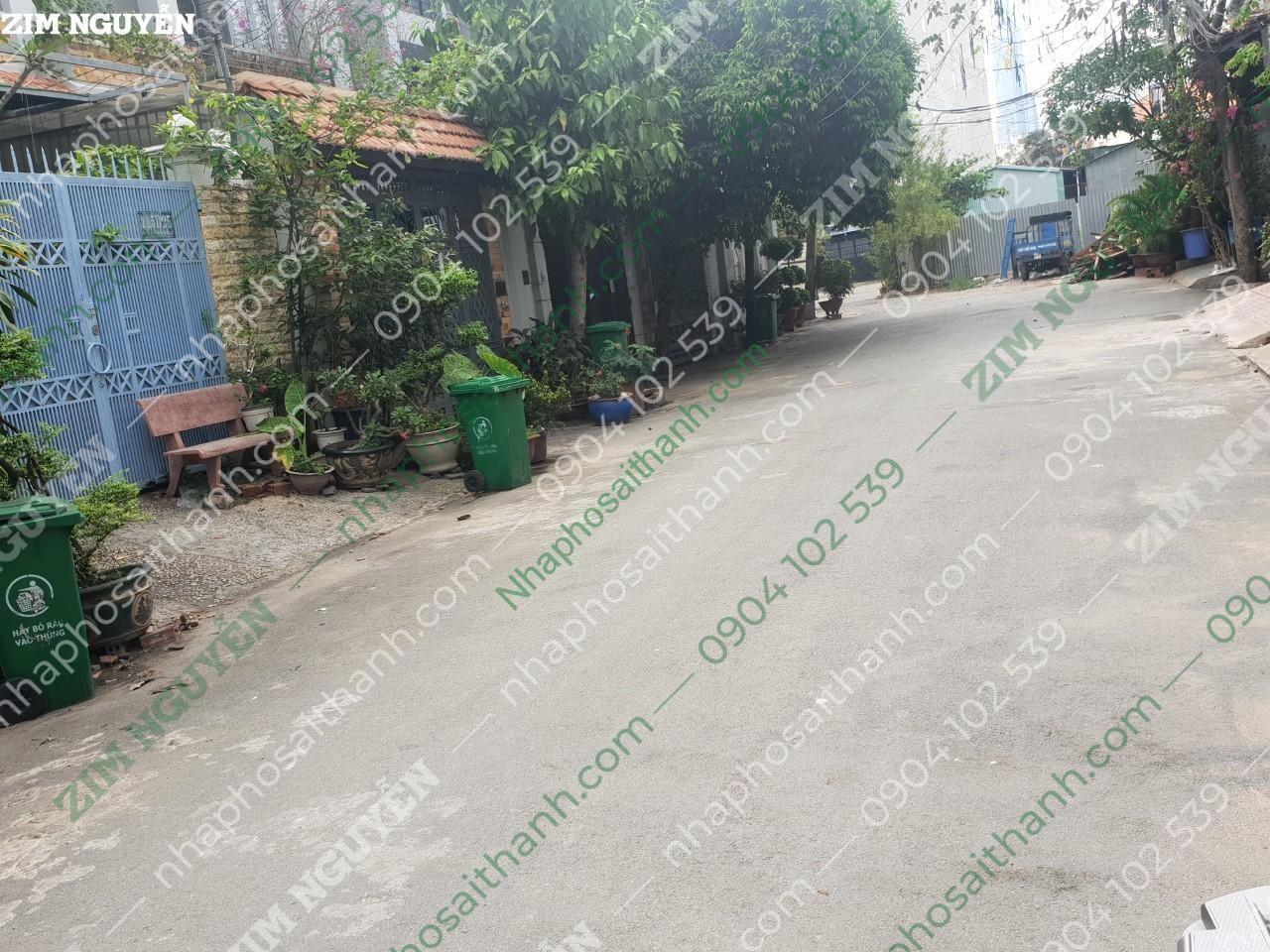 Bán nhà Lê Văn Thịnh