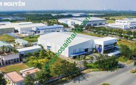 Chuyển nhượng 138ha Cụm công nghiệp xã Thắng Hải Huyện Hàm Tân Bình Thuận