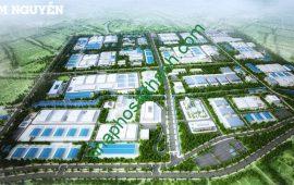 Bán dự án khu công nghiệp Song Tân Đức Hòa III Long An 301 ha