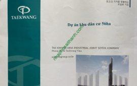 Dự án 56ha Khu dân cư Long Tân – Phú Hội  Nhơn Trạch, Đồng Nai