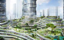 Dự án căn hộ chung cư Empire City Thủ Thiêm Quận 2