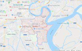 Bán nhà đất Quận 7 Tp. Hồ Chí Minh chính chủ giá rẻ giao dịch nhanh