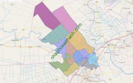 Chuyển nhượng 1.750ha Dự án khu công nghiệp xã Tân Long, Huyện Thủ Thừa Tỉnh Long An